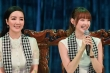Hoa hậu Giáng My khoe nhan sắc không tuổi bên ca sĩ Minh Hằng