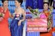 Nhờ thi hoa hậu, Ngọc Hân mới gặp vị hôn phu