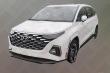 Rò rỉ hình ảnh mẫu xe đa dụng MPV 7 chỗ Hyundai Custo