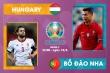 Nhận định bóng đá Hungary vs Bồ Đào Nha EURO 2020
