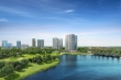 Khu đô thị có thiết kế cảnh quan đẹp nhất thế giới ở phía Đông Hà Nội