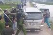 Hàng chục cảnh sát trang bị súng, truy đuổi 2 kẻ vận chuyển 45kg ma túy