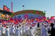 Triều Tiên duyệt binh lớn mừng 75 năm thành lập Đảng Lao Động