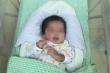 Chuyển bé trai bị bỏ rơi do nạo phá thai sang trung tâm bảo trợ xã hội