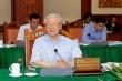 Bộ Chính trị cho ý kiến về phương án nhân sự 10 địa phương trước Đại hội