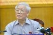 Tổng Bí thư Nguyễn Phú Trọng ứng cử ĐBQH tại 3 quận trung tâm Hà Nội