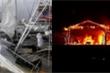 Mỹ: Lũ lụt tấn công Bờ Đông, cháy rừng khủng khiếp ở Bờ Tây
