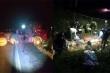 Xe máy va chạm xe đầu kéo, 3 người trong một gia đình chết thương tâm