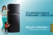 Top sản phẩm Electrolux bán chạy dịp cuối năm 2018 tại MediaMart