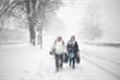 Châu Âu chìm trong giá lạnh bất thường và bão tuyết