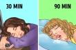 Ngủ trưa trong bao lâu là tốt nhất: 20 phút, 30 phút hay 60 phút?