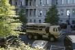 Biểu tình thành bạo loạn, Vệ binh Quốc gia Mỹ rầm rập tiến về Washington