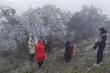 Không khí lạnh tăng cường, vùng núi cao có thể tiếp tục mưa tuyết, băng giá