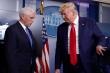 Ông Pence trực tiếp nói với ông Trump không thể bác phiếu bầu đại cử tri