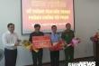 Khen thưởng các đơn vị bắt giữ hơn 10 tấn ngà voi, vảy tê tê ở Đà Nẵng