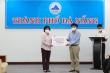 EVN ủng hộ TP Đà Nẵng 1 tỷ đồng phục vụ công tác phòng chống COVID-19
