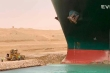 Siêu tàu làm tắc kênh đào Suez cuối cùng cũng được thả tự do