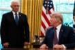Nhóm của ông Trump phủ nhận tin bất hòa với Mike Pence