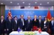 Việt Nam - New Zealand nâng quan hệ lên Đối tác chiến lược