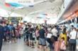 7 chuyến bay đưa 1.453 du khách rời Đà Nẵng về TP.HCM và Hà Nội
