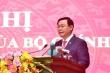 Ông Vương Đình Huệ mong được thông cảm vì 'có lúc phát biểu to hơn bình thường'