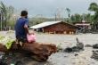 Siêu bão Goni càn quét Philippines: 10 người chết, hơn 300 ngôi nhà bị san lấp