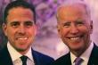 Con trai bị điều tra, ông Biden nói gì?