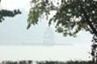 Miền Bắc chìm trong sương mù