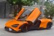 Siêu xe McLaren 765LT thứ tư cập bến Việt Nam