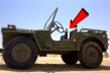 Siêu phẩm Jeep khổng lồ và những chiếc xe kỳ quái nhất thế giới