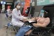 Lượng máu ở các cơ sở y tế giảm 60%, khẩn cấp kêu gọi người dân hiến máu