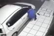 Clip: Hai tên trộm bất lực vì gương ô tô quá cứng
