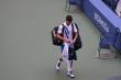 Đánh bóng vào cổ trọng tài, Djokovic bị loại khỏi US Open 2020