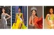 Nhan sắc 4 mỹ nhân Việt từng lọt top khi thi Hoa hậu Hoàn vũ