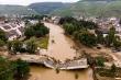 Tại sao lũ lụt ở châu Âu nghiêm trọng?