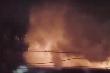 Cháy bãi giữ xe tang vật của CSGT TP Thủ Đức