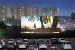 Rạp chiếu phim ngoài trời Hàn Quốc đắt khách mùa Covid-19