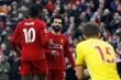 Salah ghi 2 bàn, Liverpool thắng trận thứ 16 sau 17 vòng Ngoại hạng Anh