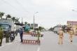 Quảng Ninh thiết lập chốt kiểm soát phòng, chống COVID-19 trên quốc lộ 18