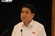 Ông Nguyễn Đức Chung còn bị điều tra hai vụ án khác, sức khỏe bình thường