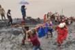 Sạt lở mỏ ngọc bích ở Myanmar, hơn 100 người chết