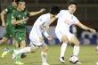 Trực tiếp Sài Gòn FC 1-0 HAGL: Đỗ Merlo ghi bàn