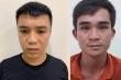 Bắt 2 kẻ giết người, buôn ma túy trốn khỏi nhà tạm giam ở Đà Nẵng