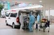 Bệnh viện Chợ Rẫy vừa tiếp nhận phi công người Anh mắc COVID-19