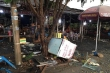 Xem xét khởi tố nhóm côn đồ đánh người đi đường đổ máu, đập phá quán ăn ở Long An