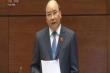 Video: Thủ tướng trả lời chất vấn sử dụng tài sản công lãng phí