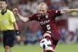 Video: Iniesta thể hiện cảm giác ma thuật ở Nhật Bản