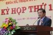 Bộ Chính trị cho ông Lê Viết Chữ thôi giữ chức Bí thư Tỉnh ủy Quảng Ngãi