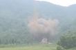 Hủy nổ thành công 2 quả bom 'khủng' ở Hà Tĩnh