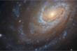 Thiên hà trông 'hiền khô' nhưng lại là 'quái vật ăn thịt'